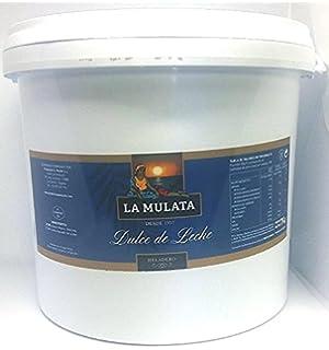 Dulce de leche heladero La Mulata