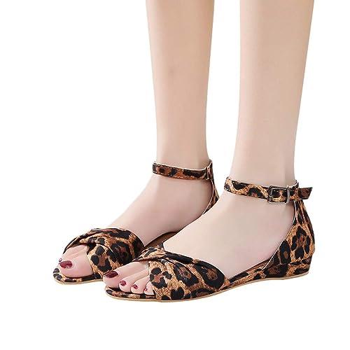 Sandalias Correa Abierta De Para Zapatos Punta Verano Transpirable Arco Mujer Playa 2019Manadlian Hebilla jqMGLVpSUz