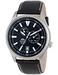 Orient Mens FET0N002B0 Defender Multi-Eye Function Watch