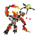 LEGO Bionicle Protector of Fire Power Up Set #70787, 70783