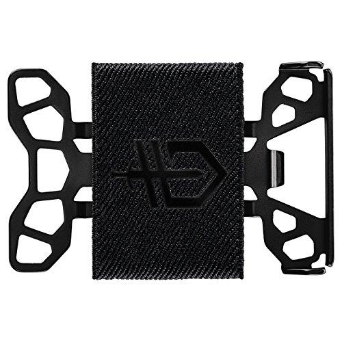 Gerber 30-001492 Barbill Wallet, Black (Best Small Fixed Blade)
