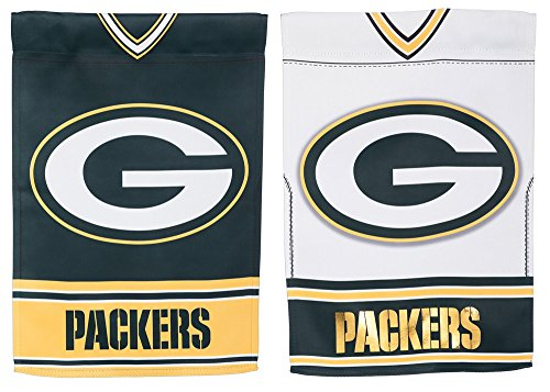 Team Sports America Green Bay Packers Double Sided Jersey Su