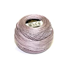 DMC Cotton Perle Thread Size 12 3042 - per 10 gram ball