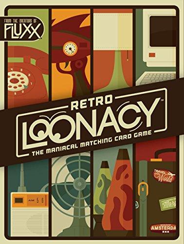 Retro Loonacy Card Game