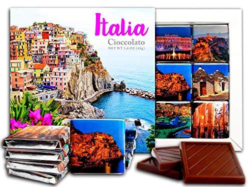 DA CHOCOLATE Candy Souvenir ITALY Chocolate Gift Set 5x5in 1 box (Coast Prime)(2151)