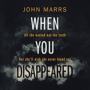 When You Disappeared Audiobook