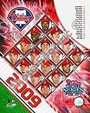 Philadelphia Phillies 2009 WS Champs Team Composite 8x10