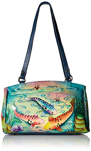 anuschka-handpainted-leather-8056-koi-double-entry-satchel-koi-fish-one-size