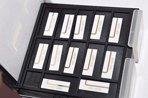 Lot of 10 NEW Superconductor UltraSource 055-0285 Rev D Thin Film Sensor by UltraSource (Image #3)