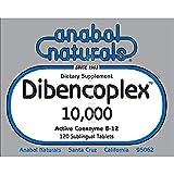 Anabol Naturals Dibencoplex 10,000 mcg 120 Tabs