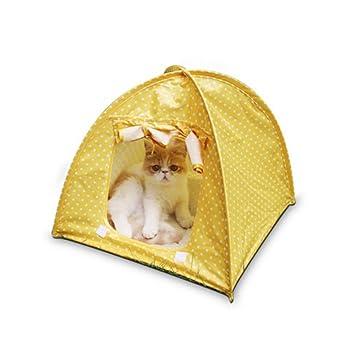 Wuwenw Carpa Plegable para Gatos Tienda De Cama para Gatos Carcasa Resistente para Mascotas Tienda De Mascotas Tienda De Mascotas, B: Amazon.es: Productos ...