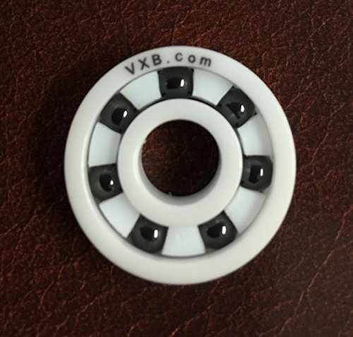 608 Full Ceramic Skate Bearing ZrO2/Si3N4 8x22x7 Ball Bearings VXB Brand