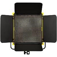 Ikan Onyx 1 x 1 Bi-Color 3200K-5600K Aluminum LED Light, Black (OYB10)