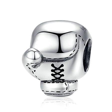 Abalorio de plata de ley 925 para pulseras Pandora, diseño de ...