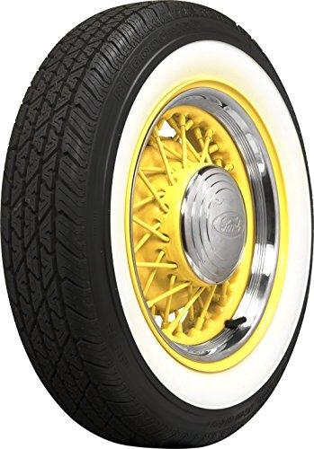 Coker Tire 579811 BFG Whitewall Radial 165R15