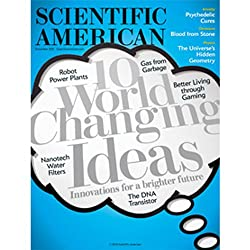 Scientific American, December, 2010