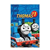 Amscan Thomas & Friends Party Lootbags (Pack Of 8) (One Size) (Blue)