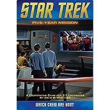 Mayfair Games Star Trek Five Year Mission Board Game