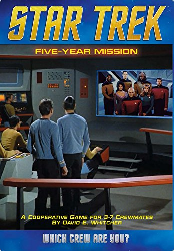 Star Trek: Five Year Mission Board Game - Lose Game T-shirt