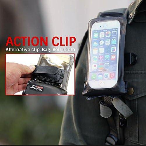 DiCAPac Action adapt/é /à Huawei Mate 10 Mate 10 Lite Mate 10 Brassard /étanche//Porte-Bracelet avec /Étui de t/él/éphone /étanche pour la Course et la Natation//Bo/îtier /étanche 10m IPX8