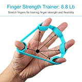 REAQER Grip Strength Ball Finger Device Training