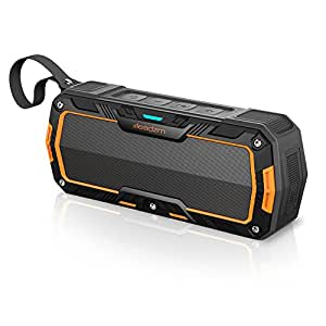 Amazon.com: Portable Speakers, Leadzm Waterproof Bluetooth