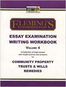Remedies essay exam