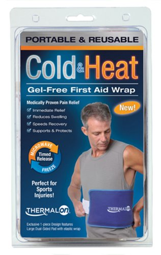 Thermalon Cold First Aid/Heat Wrap, Large