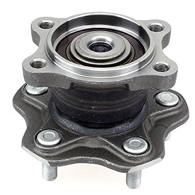 WJB WA512292HD Heavy Duty Version Rear Wheel Hub Assembly Wheel Bearing Module Cross Timken HA590111 Moog 512292 SKF BR930442, 1 Pack: Automotive