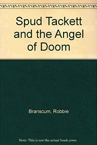 book cover of Spud Tackett and the Angel of Doom
