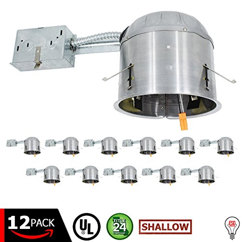 Shallow Housing Led Recessed Lighting