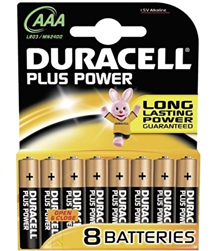 3 opinioni per Duracell Plus Power