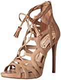 Jessica Simpson Women's Racine, Buff, 6.5 Medium US