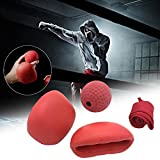 mcml Boxing Ball Reflex Fight Ball with Head Hand