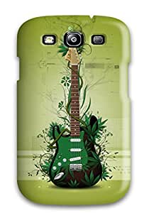 Hot Fashion IciWMwZ9362ldHfu Design Case Cover For Galaxy S3 Protective Case (music Guitar)
