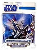 : Star Wars Transformers Crossovers Republic Gunship