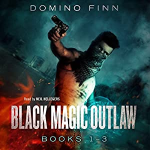 Black Magic Outlaw, Books 1-3 Hörbuch