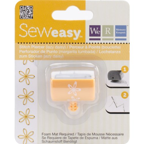 Brand New Sew Easy Large Stitch Piercer Head-Lazy (Lazy Daisy Stitch)