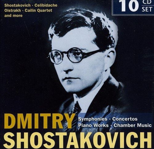 (Dmitry Shostakovich: Symphonies, Concertos, Piano Works, Chamber Music)