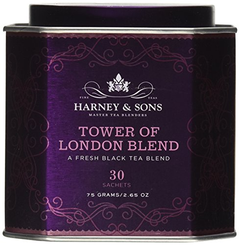 Harney Sons London Flavored Sachets