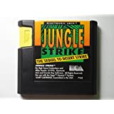 Jungle Strike - Sega Genesis