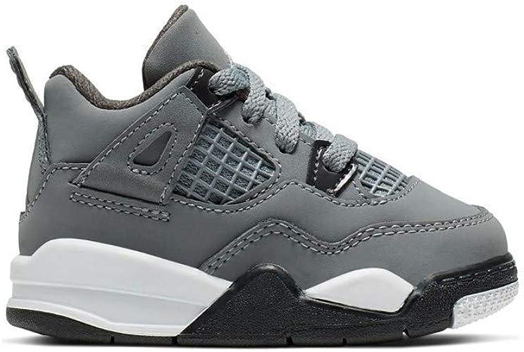 Nike Jordan 4 Retro (td) Kids Toddler Bq7670 007