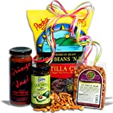 Texas/Tex-Mex Gift Basket - Stack
