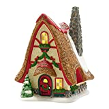 Department 56 North Pole Series ''Tinker's Tiny Home'' Lighted Building #4036547