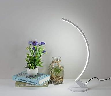 Mando a distancia, atenuación continua, lámpara de mesa led, luz ...
