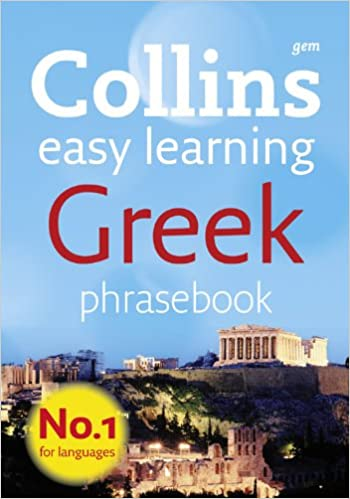 Collins Gem Greek Phrasebook and Dictionary (Collins Gem)