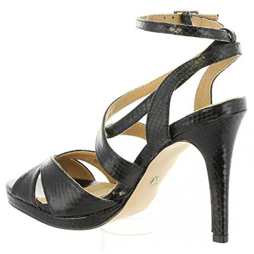 Maria Mare Sandalen für Damen 66711 C31208 Metal Negro