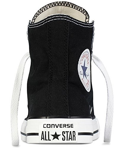 Converse Chuck Taylor All Star Classic High Top Sneakers - Black US Men 7/US Women 9 by Converse (Image #4)