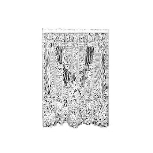 Heritage Lace Victorian Rose 60-Inch Wide by 84-Inch Drop