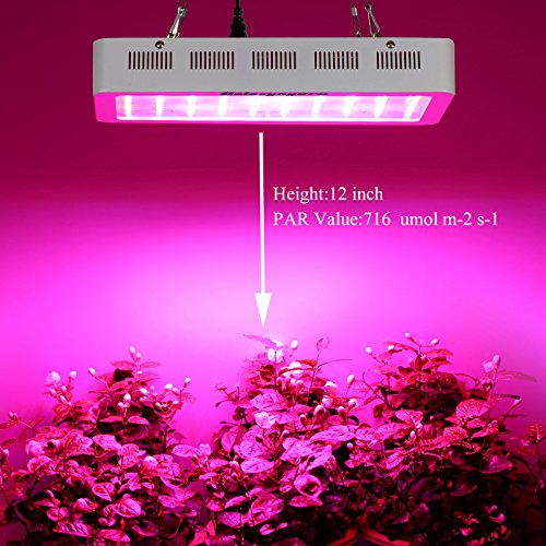 Roleadro 300w Led Grow Light Galaxyhydro Series Full